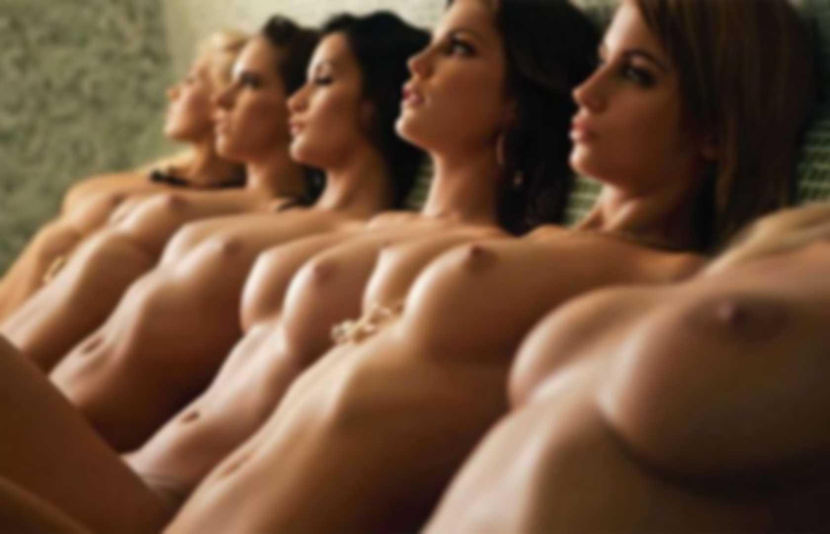 Sexy голые девушки